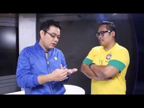 รายการ Tourist Man ผู้ชายพามันส์ ตอน Check In World Cup 2014
