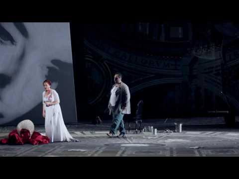 TOSCA | Oper von Giacomo Puccini, Libretto von Giuseppe Giacosa | Regie Eva-Maria Höckmayr