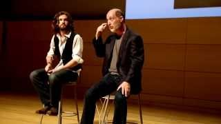 "Horizons 2014: Tom Shroder & Nicholas Blackston ""Acid Test: LSD, Ecstasy and the Power to Heal"""
