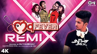 Love Fever - Remix By DJ Vaibhav   Rajneesh Patel, Mr. PRO   Nita, Mahi   Marathi Remix Song 2020