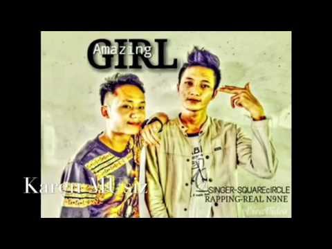 Karen Hip Hop Song - Amazing Girl - SQUARE cIRCLE Ft REAL N9NE 2016