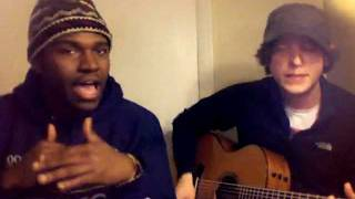 Nothing on You acoustic cover (B.O.B and Bruno Mars) -Brad Doggett and Corey McLemore