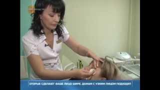 видео Как ухаживать за бровями и ресницами