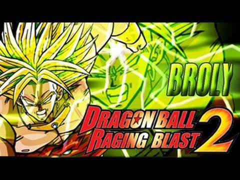 Dragon Ball Z Raging Blast 2 | Walkthrough | Broly y Vegeta SS3 | Parte 5