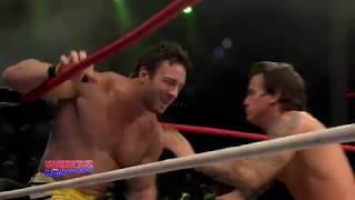 Wayback Wednesday - Ryan Taylor vs Scorpio Sky - Television Title Match
