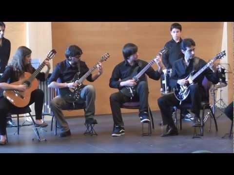 Highland Wedding (Steve Morse). Conservatorio Oficial de Música de Almendralejo