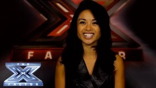 Yes, I Made It! Julianne Manalo - THE X FACTOR USA 2013