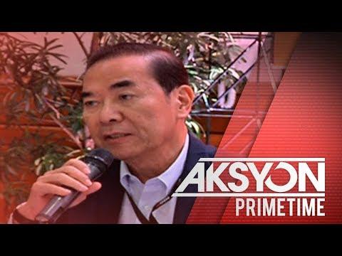 Dating DPWH Sec. Singson, sinampahan ng reklamo ng NBI