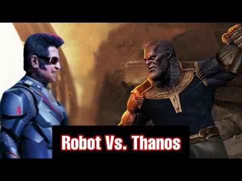 Robot 2.0 (Chitti) Vs Thanos - Avengers End Game Movie Trailer - 2019 | Full Movie Trailer