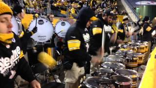 Pittsburgh Steeline Halftime Performance