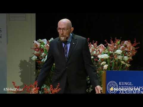 Nobel Lecture: Kip Thorne, Nobel Prize in Physics 2017