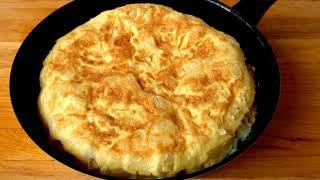 Как сделать омлет пышным и высоким на сковороде?
