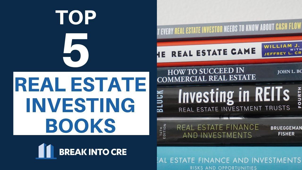 book real estate company