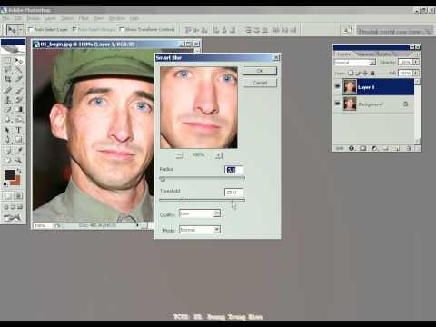 Photoshop CS2 - Phan 19 - Bai 5 - Xu ly anh bi toi va thieu sang
