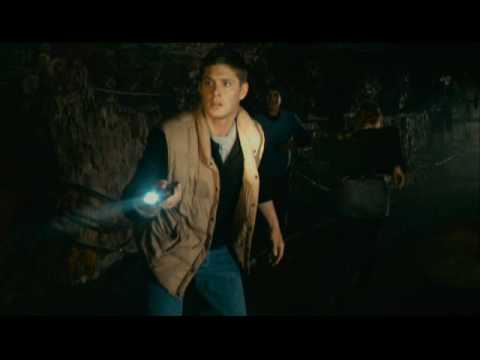 My Bloody Valentine 3D: Jensen Ackles Gets His Butt Kicked