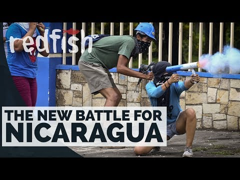 The New Battle For Nicaragua