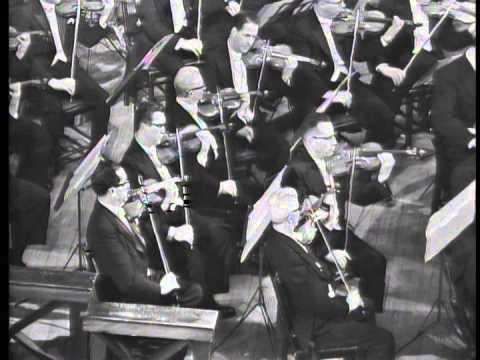 Charles Munch - Strauss 'Tod und Verklarung' Tone Poem