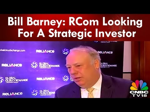 Bill Barney: RCom Looking For A Strategic Investor | To Exit Telecom Business | CNBC TV18