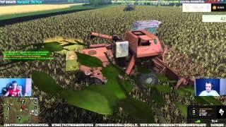 Live - 10 GODZINNY #1 Witamy na naszej farmie :P (8.08.2015r)