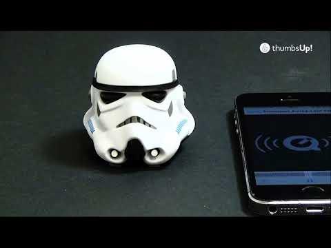 Bluetooth безжична тонколонка за телефон Star Wars Stormtrooper от Shturo.com