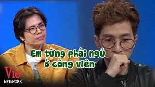 Trịnh Thăng Bình xúc động khi nghe ViruSs kể về quá khứ phải ngủ ngoài công viên | Tôi Tuổi Teen