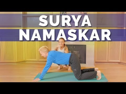 surya namaskar for beginners stepstep  sun