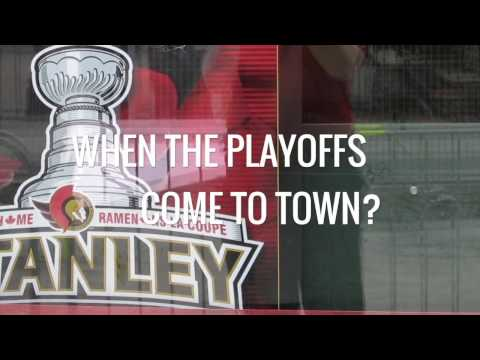 Ottawa Senators NHL playoffs 2017