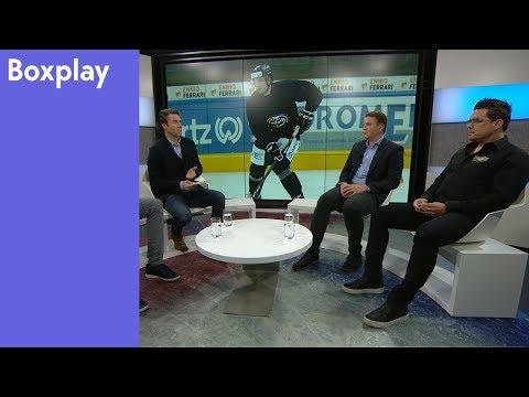Schweizer Spieler In National Hockey League NHL: Boxplay-Eishockey-Talk #11 - 2018/19