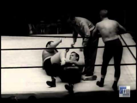 El Hombre Montaña & Ramón Cernades vs. Al Williams & Rudy Kay (01/05/1951)