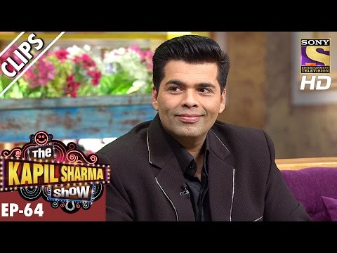 Karan Johar reveals Stars Secret - The Kapil Sharma Show – 3rd Dec 2016