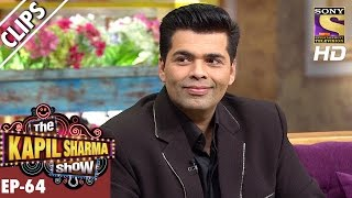 Karan Johar reveals Stars Secret - The Kapil Sharma Show – 3rd Dec 2016