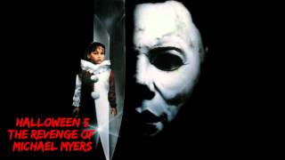 Halloween 5 - The Revenge of Michael Myers -Theme Song- (HD)