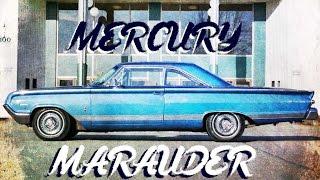 1964 MERCURY MARAUDER RARE Factory 'P' Code 4 Speed