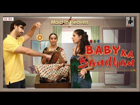 SIT | Maid In Heaven | BABY KA BANDHAN | S2 E4 | Chhavi Mittal | Shubhangi Litoria
