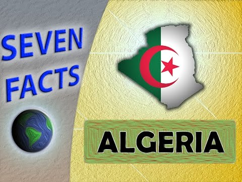 7 Facts about Algeria