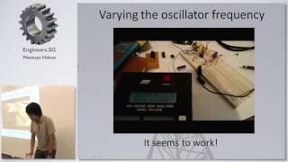 Insta-QRP Radio Transceiver - hackware