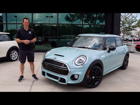 Is the 2019 Mini Cooper S Ice Blue Edition a FUN hot hatch to Buy?