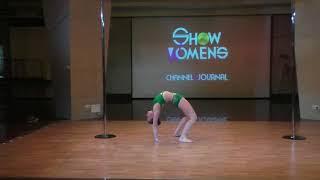 Анна Смирнова - Catwalk Dance Fest IX[pole dance, aerial]  12.05.18.