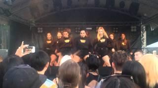 ReQuest Dance Crew at Ciara (Part 2)