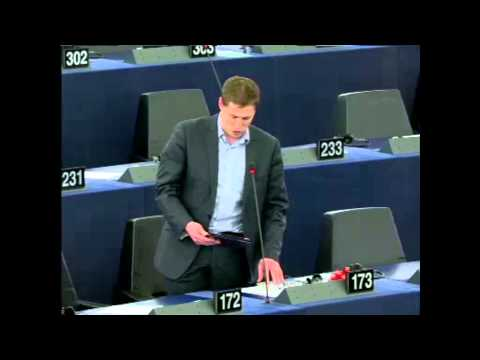"Carthy tells European Parliament - ""Irish Water Charges will be defeated"""