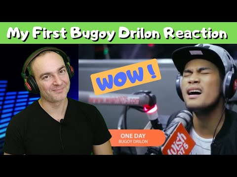 Repeat First Reaction to Bugoy Drilon covers One Day