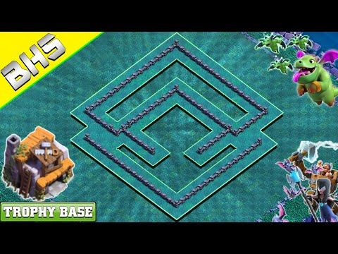 NEW Builder Hall 5 (BH5) Base 2019 Design | Clash Of Clans