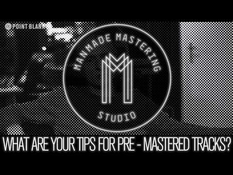 Masters at Work: Behind the Scenes of Manmade Mastering Berlin