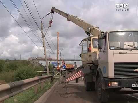 Последствия потопа в Красноярске чиновники пообещали устранить в течение недели