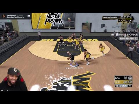 YOU THE REASON LIVESTREAM W/ XCHASEMONEY (NBA 2K18 ON PS4 PRO)