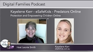 Digital Families with Kayelene Kerr