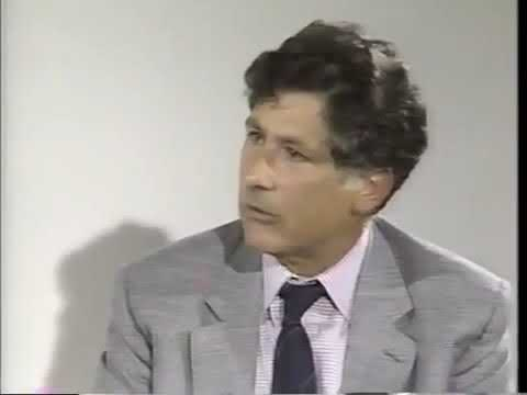 "When Edward Said ""Met"" Benjamin Netanyahu"