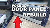 1985 Ford Mustang Parts Interior Soft Goods Door Panels And