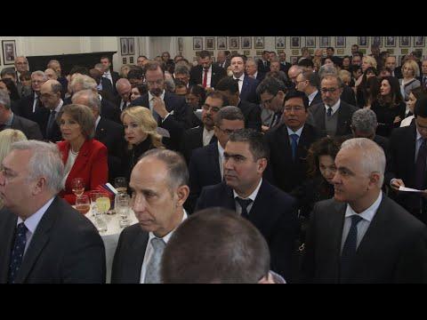 [03.01.2020.] Министар Дачић на Новогодишњем пријему за шефове дипломатских мисија