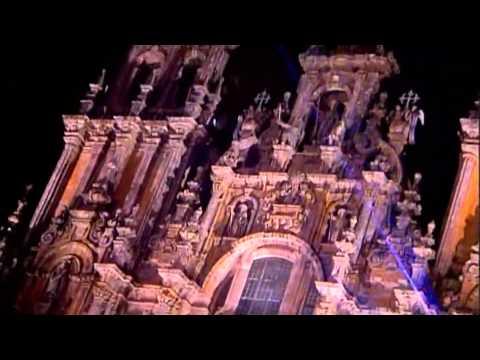 Jean Michel Jarre - Santiago De Compostela 2010